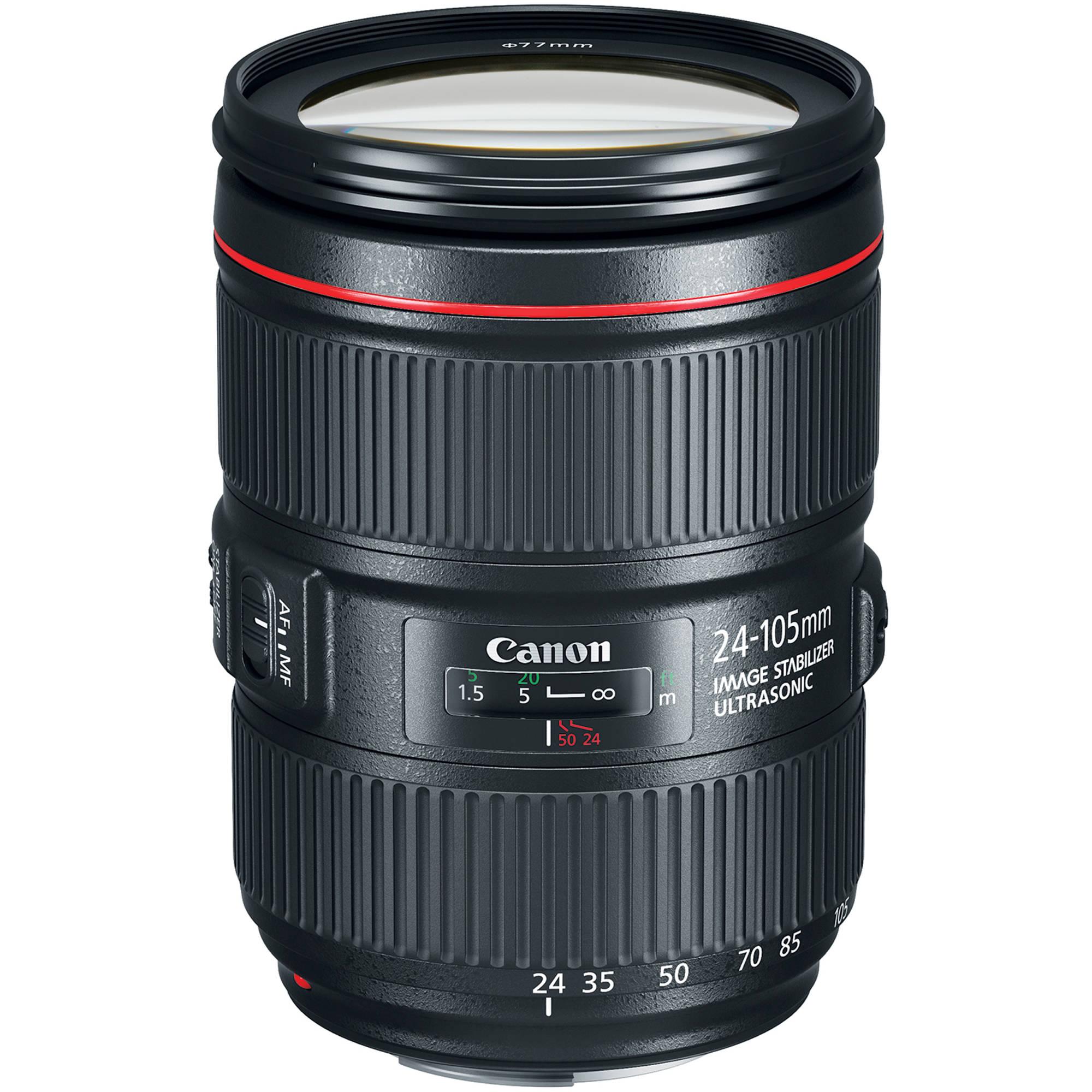 Canon Eos 5d Mark Iv 24 105 Ii Kit